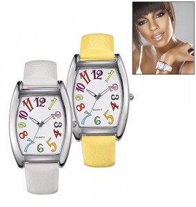 Avon Watches for Women  Colorful Numbers Watch